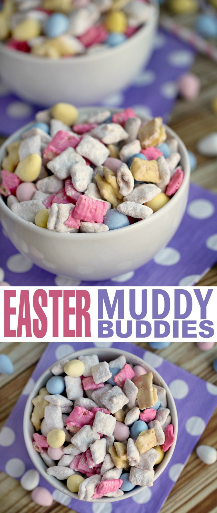 Recipe For Snacks Easter Muddy Bud s Frugal Mom Eh