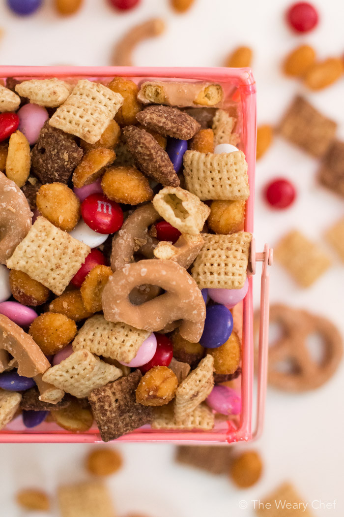 Recipe For Snacks Gluten Free Holiday Snack Mix The Weary Chef