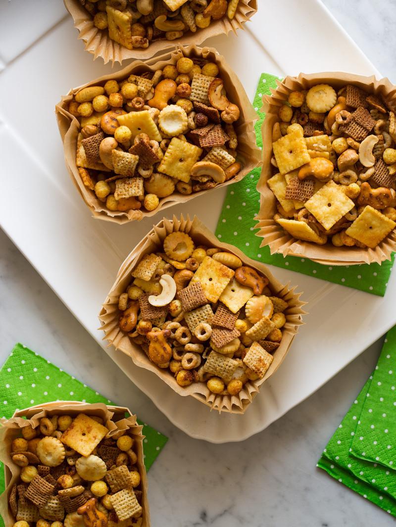 Recipe For Snacks Snack Mix