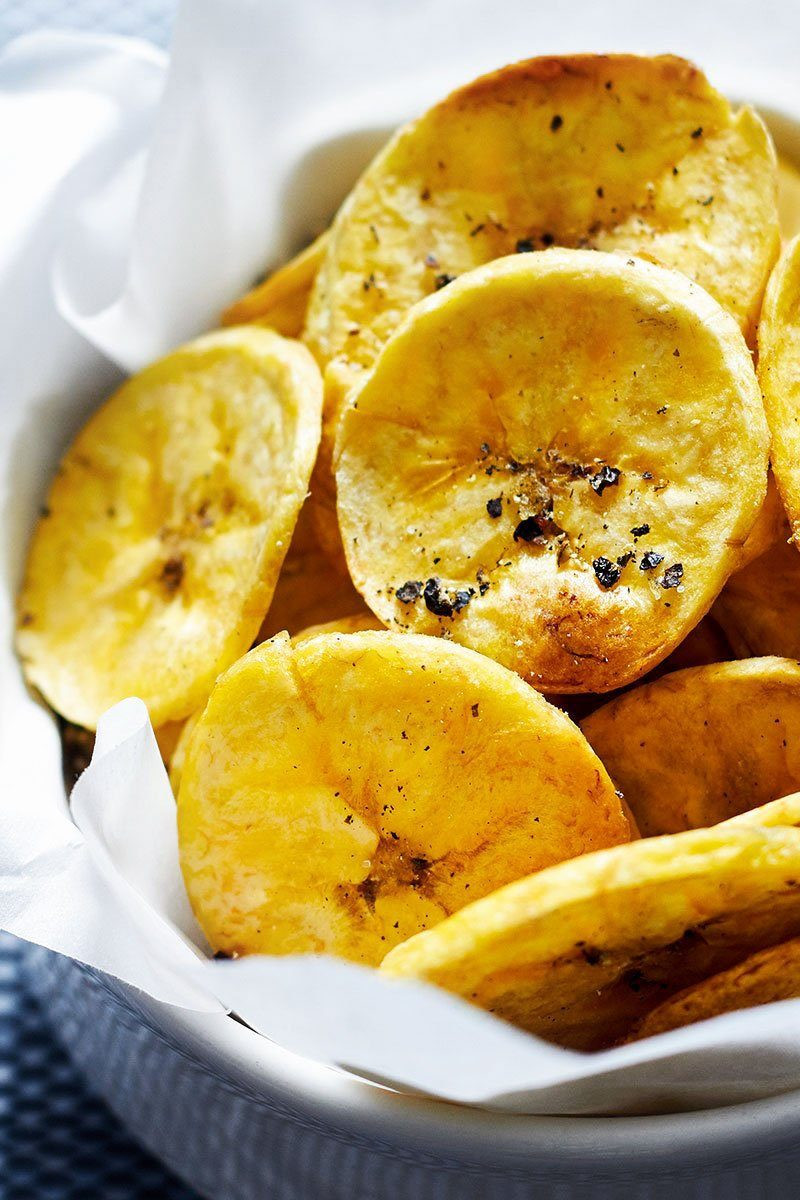 Recipe For Snacks Paleo Plantain Chips Recipe — Eatwell101