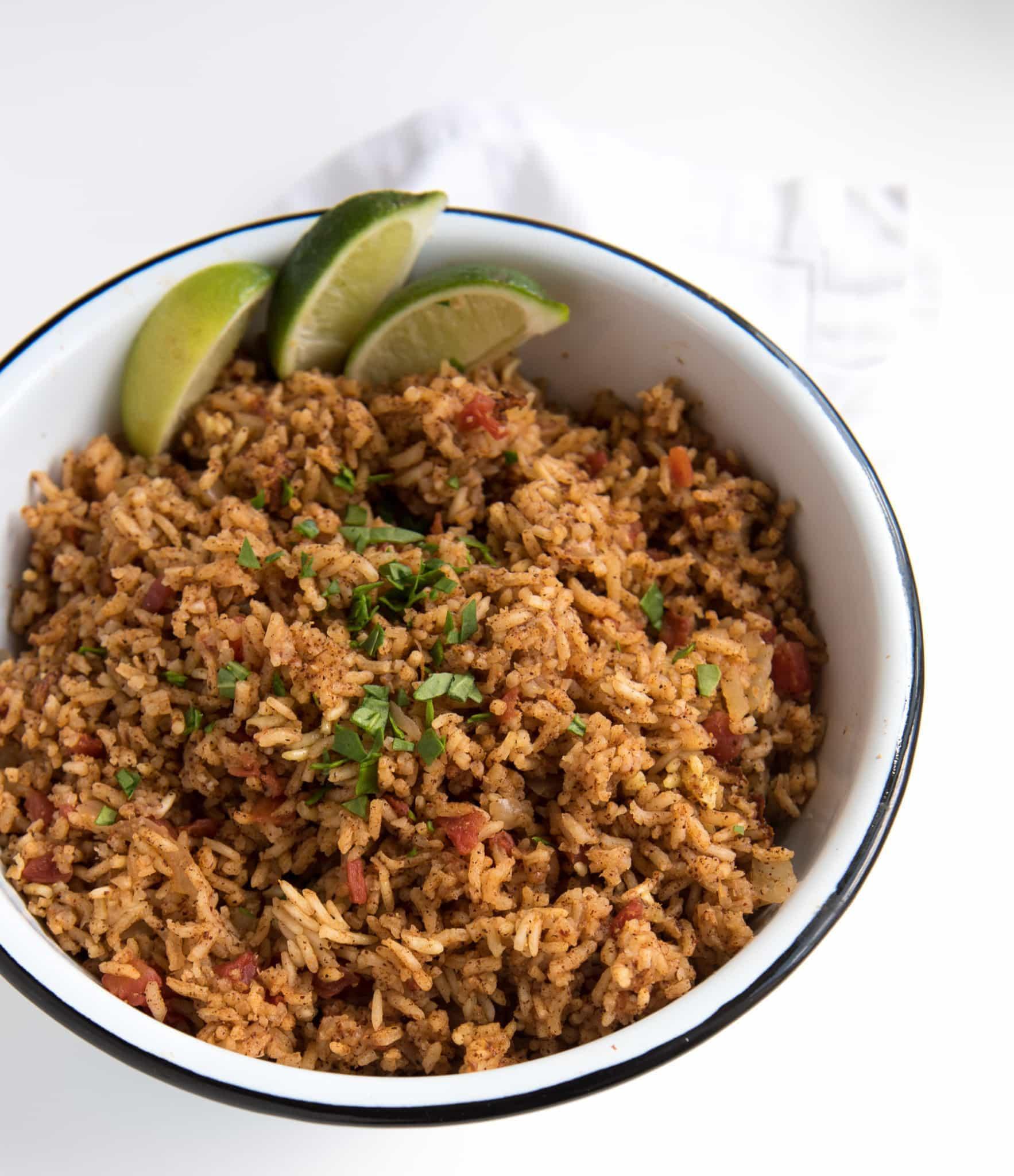 Recipe For Spanish Rice  EASY Spanish Rice Recipe