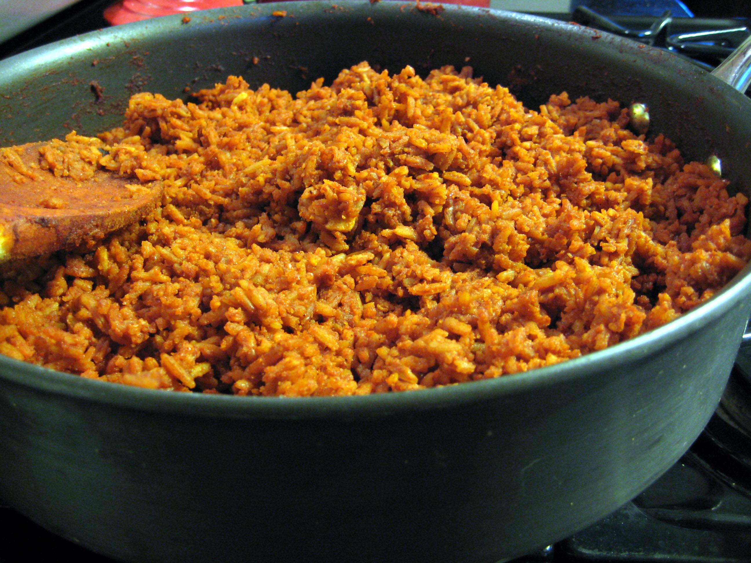 Recipe For Spanish Rice  Spanish Food Recipes Rice