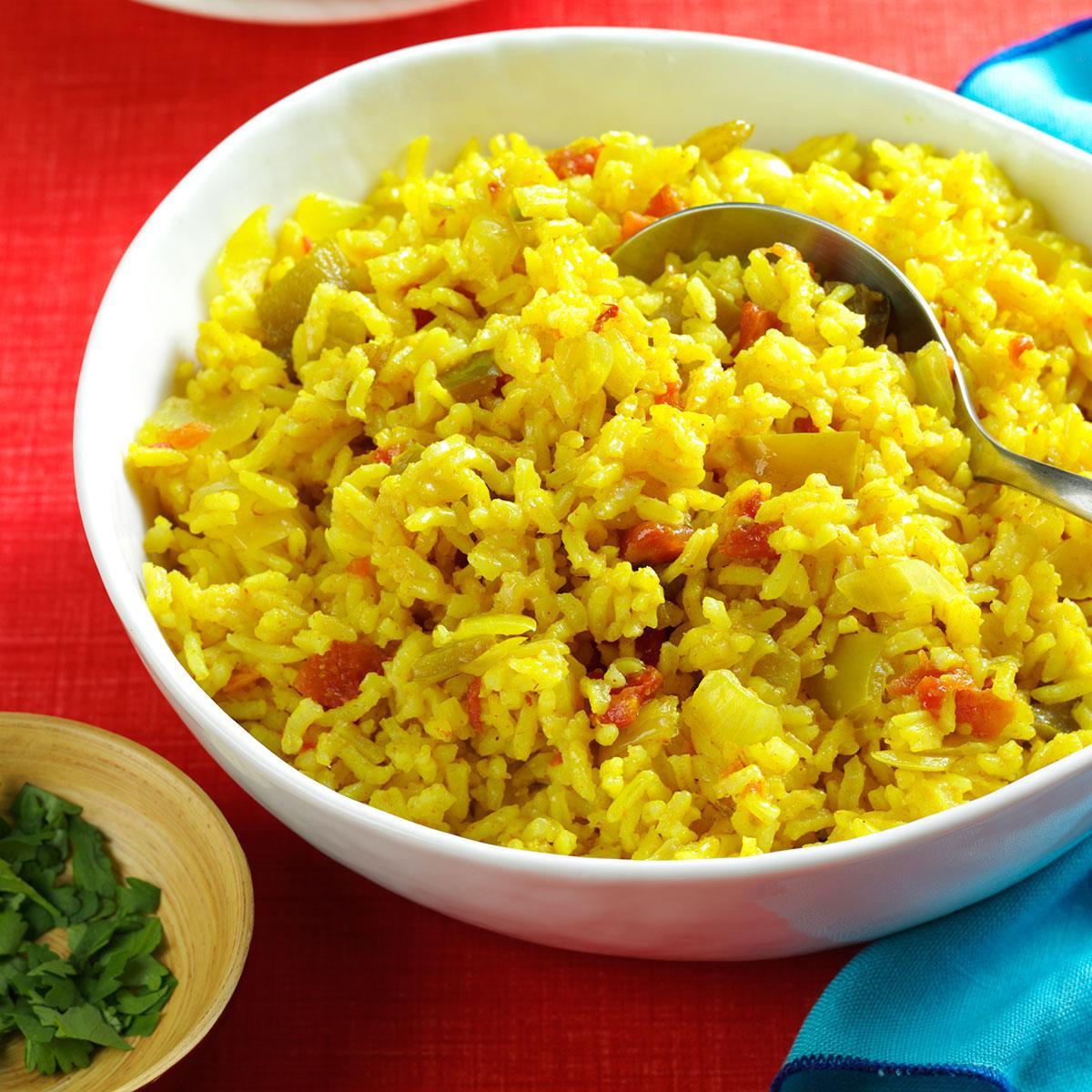 Recipe For Spanish Rice  authentic spanish rice recipes