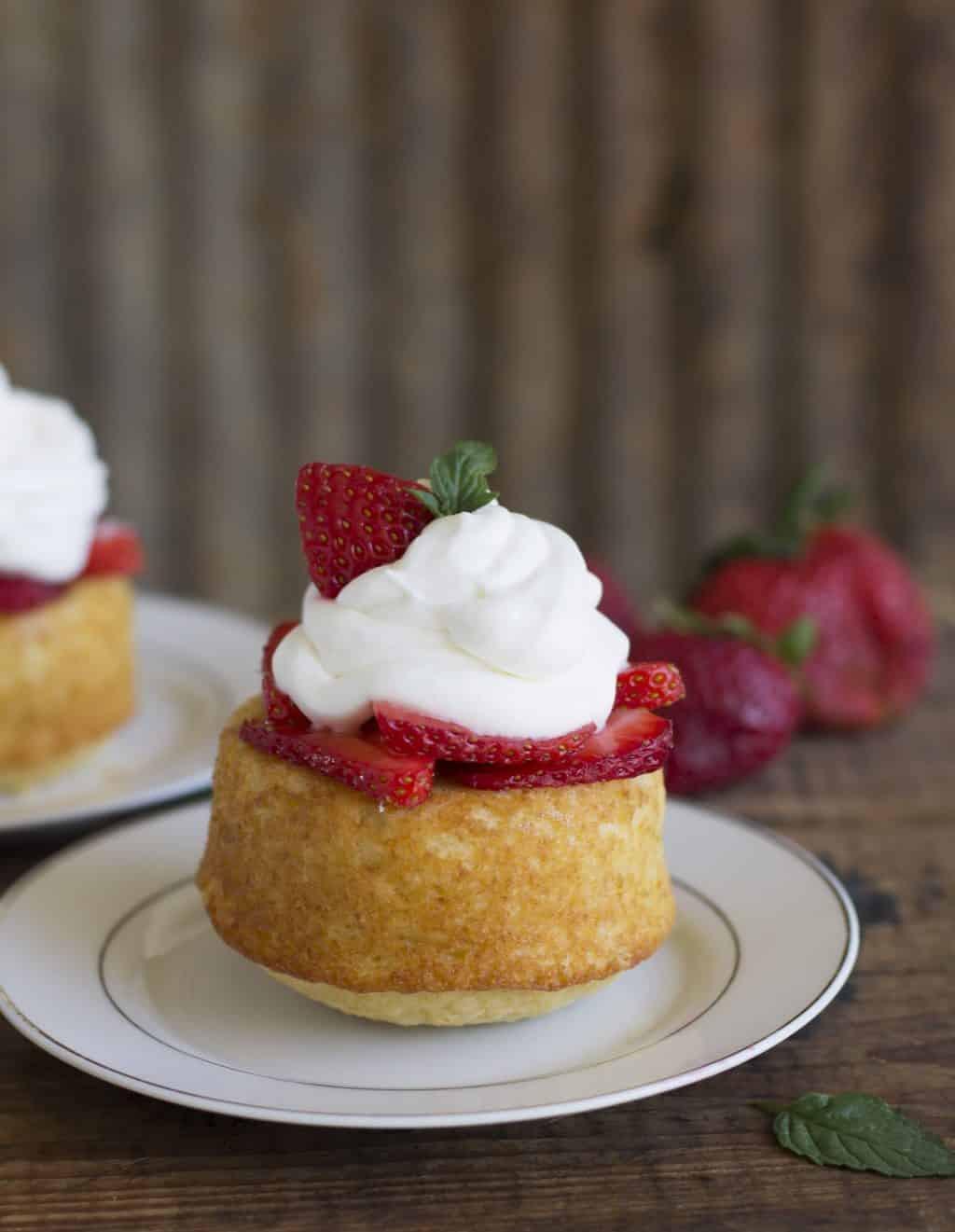 Recipe For Strawberry Shortcake  Homemade Strawberry Shortcake