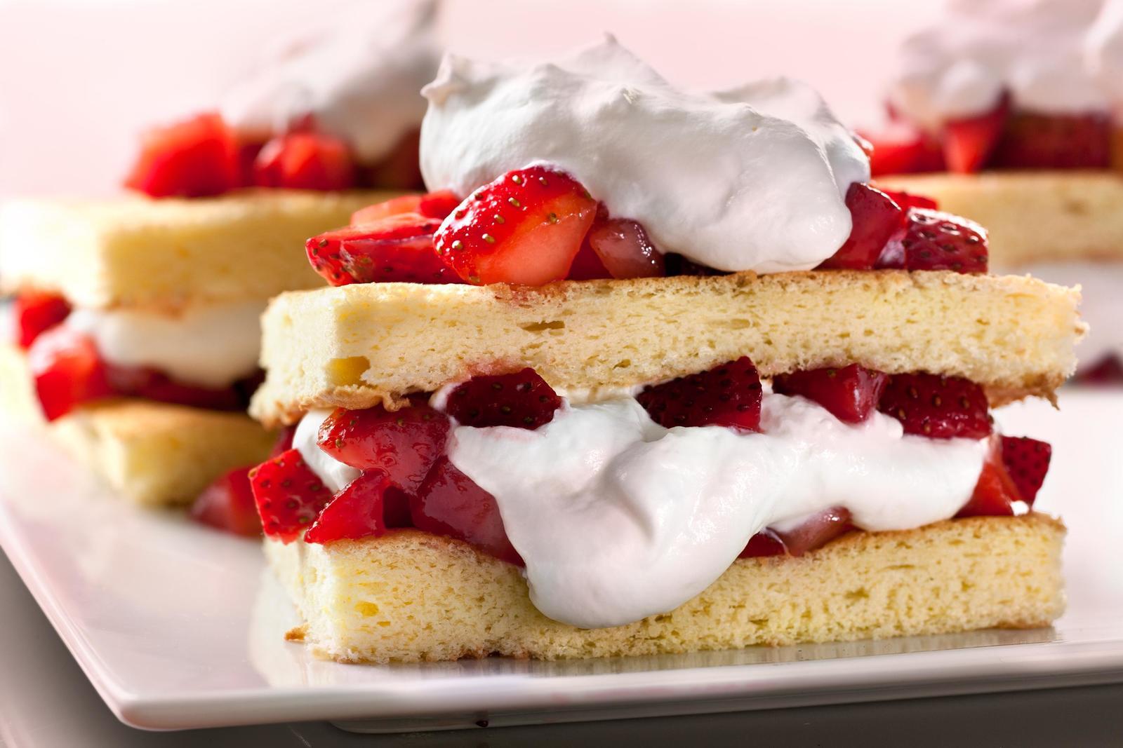 Recipe For Strawberry Shortcake  Strawberry Shortcakes Recipe Chowhound