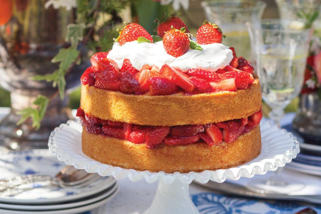 Recipe For Strawberry Shortcake  Strawberry Shortcake Recipe Victoria Magazine