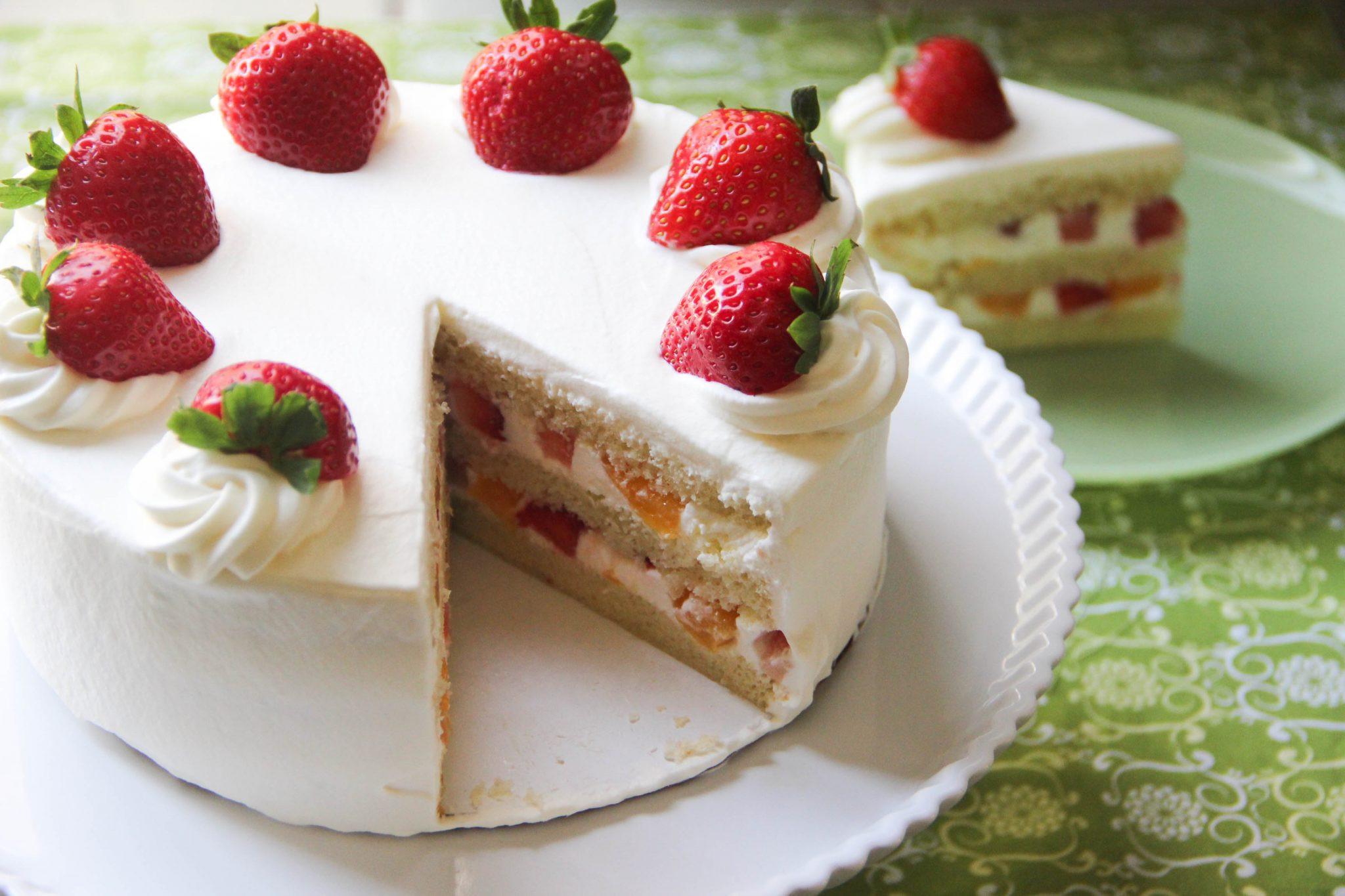 Recipe For Strawberry Shortcake  Strawberry Shortcake Recipe – Japanese Cooking 101