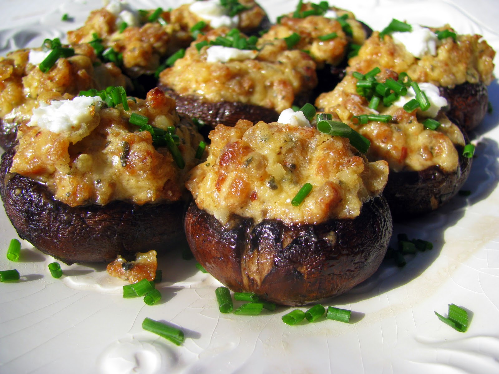 Recipe For Stuffed Mushrooms  Stuffed Mushrooms Cooking Italian Recipes Family