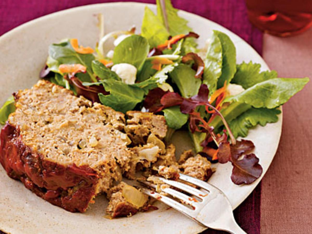 Recipe For Turkey Meatloaf  Turkey Meatloaf Recipe