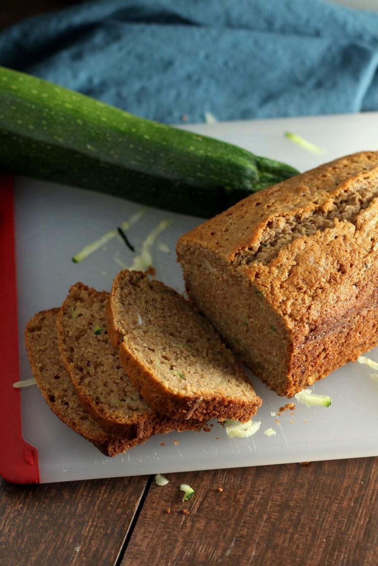 Recipe For Zucchini Bread  Classic Easy Zucchini Bread Chocolate With Grace