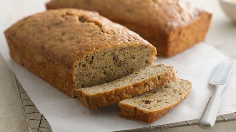 Recipe For Zucchini Bread  easy zucchini bread recipes