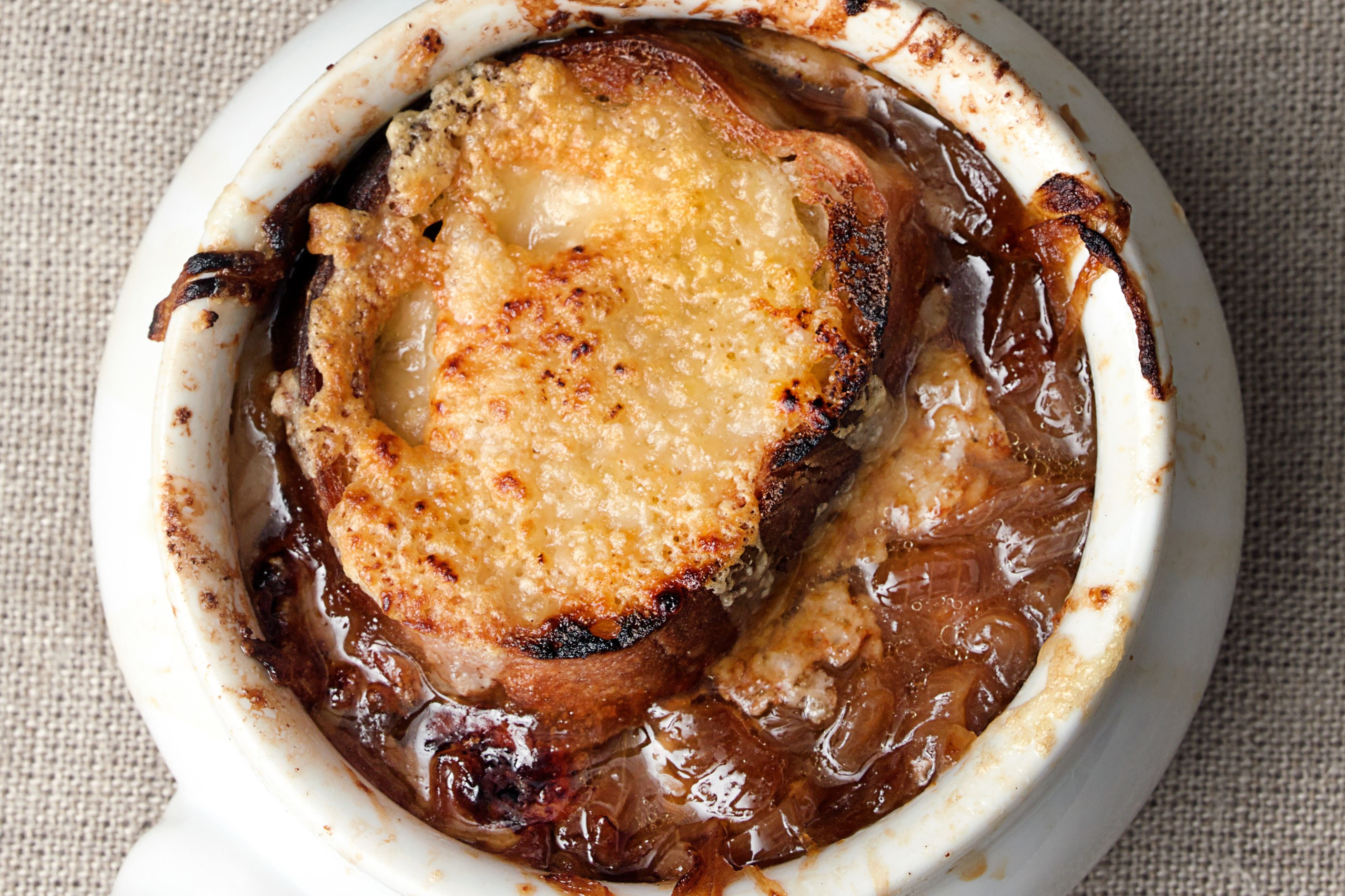Recipe French Onion Soup  Our Favorite French ion Soup recipe