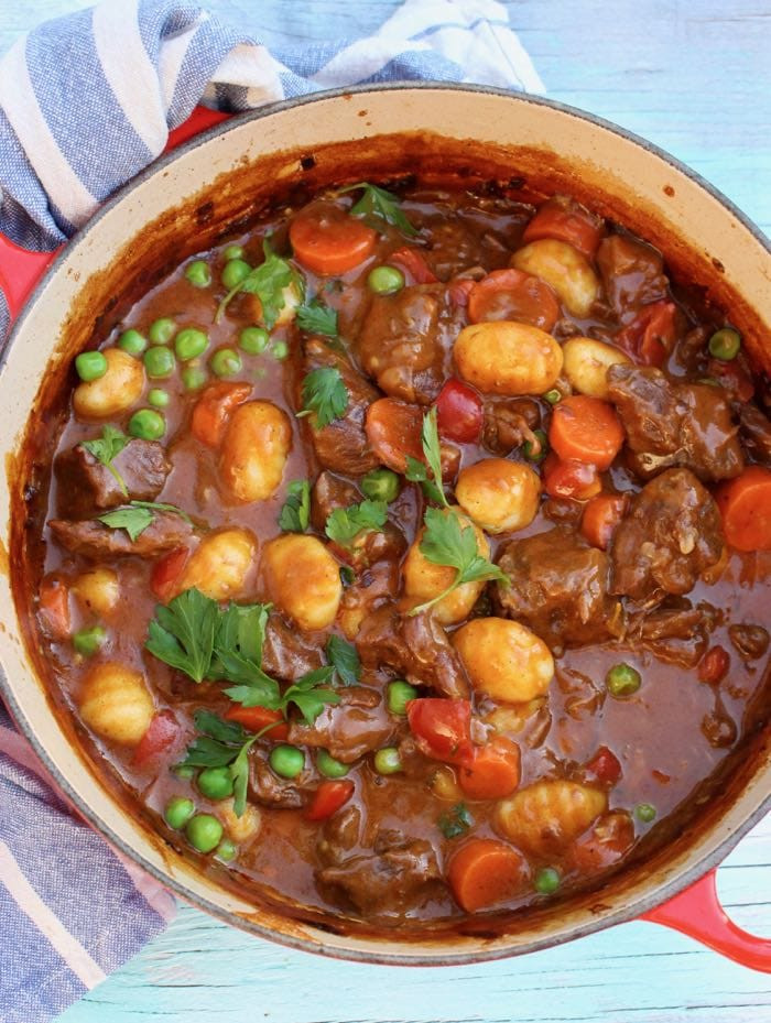 Recipes For Beef Stew  Homemade Beef Stew Recipe • CiaoFlorentina