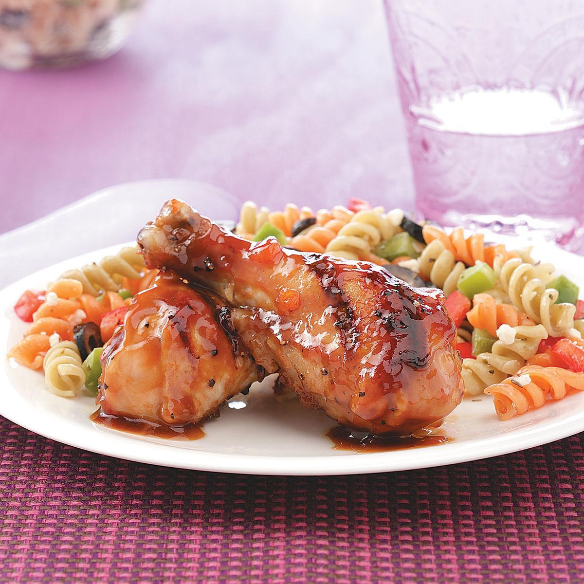 Recipes For Chicken Legs  Apricot Chicken Drumsticks Recipe
