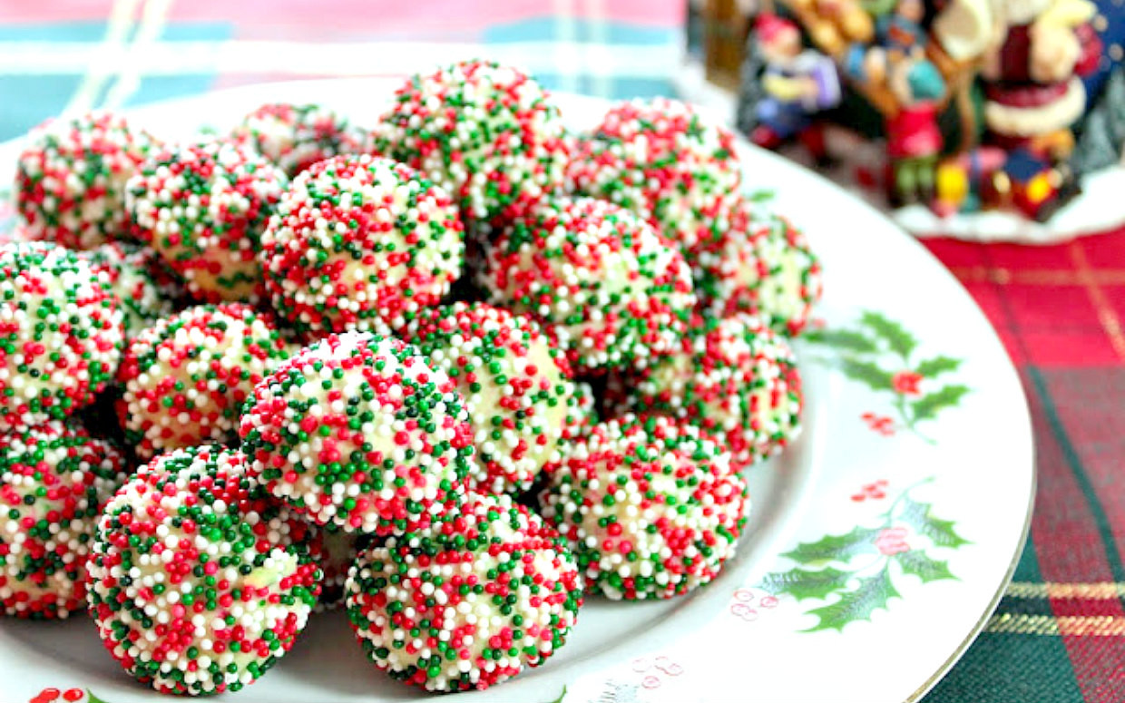 Recipes For Christmas Cookies  25 of the Most Festive Looking Christmas Cookies Ever