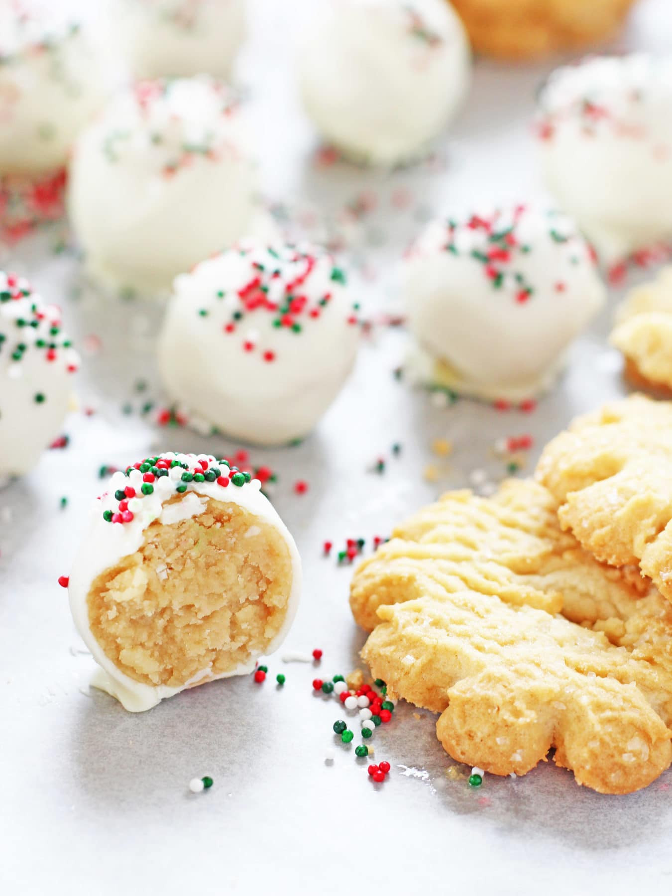 Recipes For Christmas Cookies  Christmas Cookies Easy Christmas Recipes The 36th AVENUE