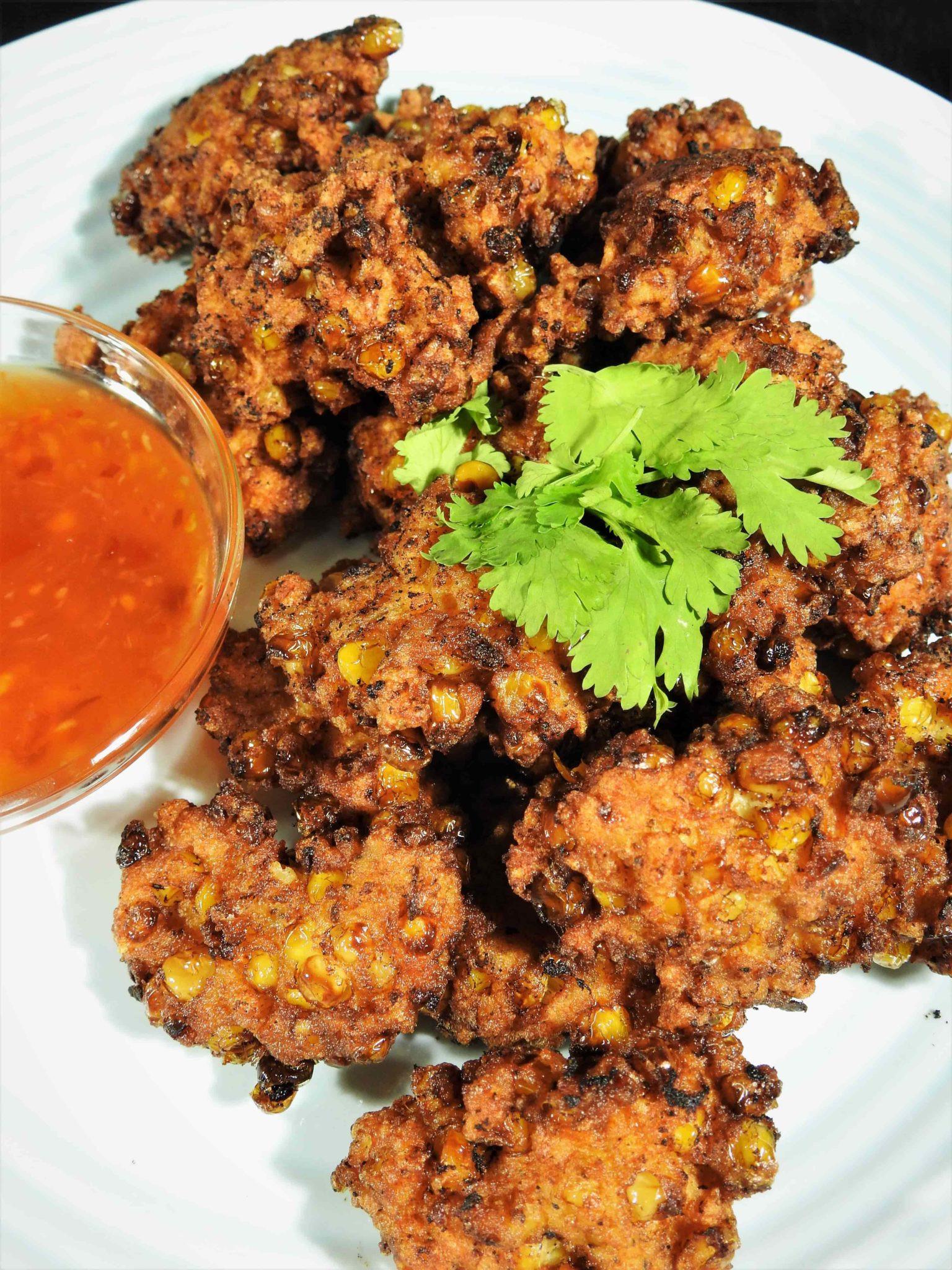 Recipes For Ground Chicken  Ground Chicken Corn Patties Healthy Thai Recipes
