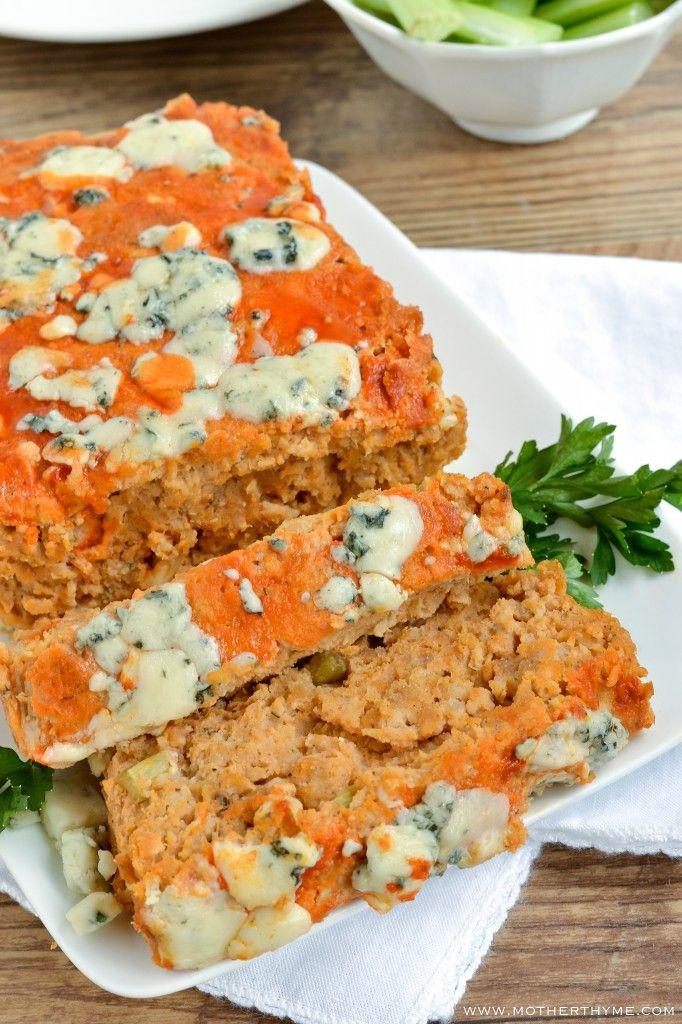 Recipes For Ground Chicken  weight watchers ground chicken meatloaf