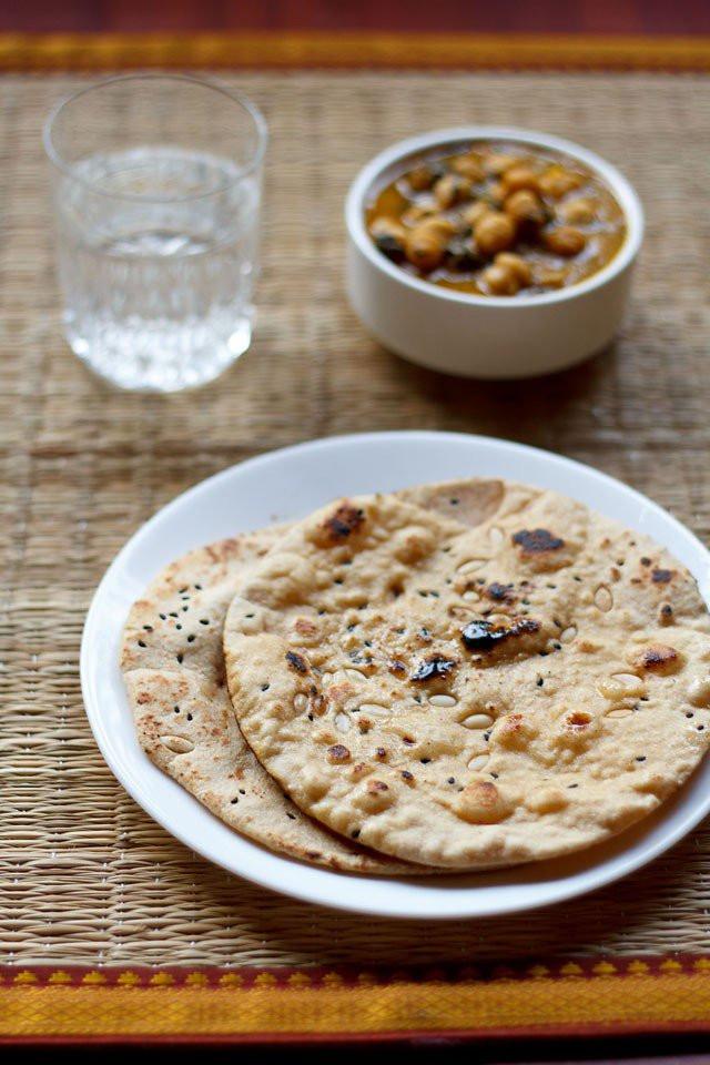 Recipes For Nan Bread  naan recipe how to make naan recipe