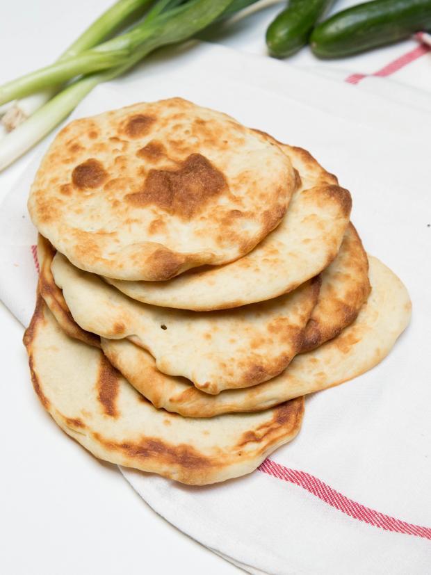 Recipes For Nan Bread  Naan Bread