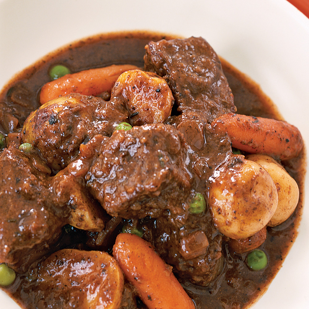 Recipes For Stew Meat  Slow Cooker Recipe Classic Beef Stew Recipe