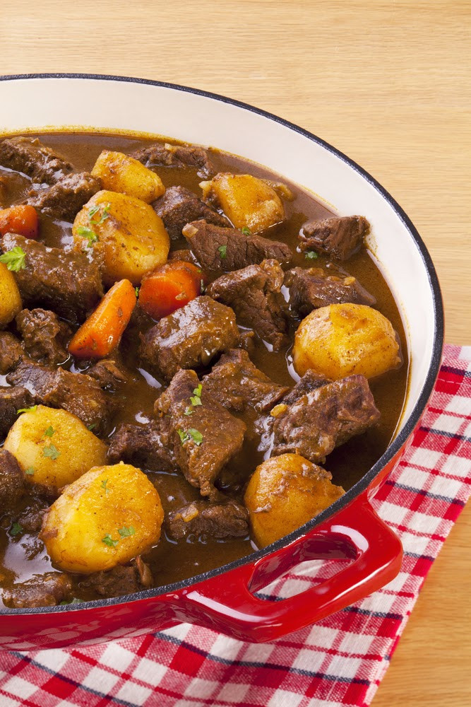 Recipes For Stew Meat  Paleo Crockpot Beef Stew recipe