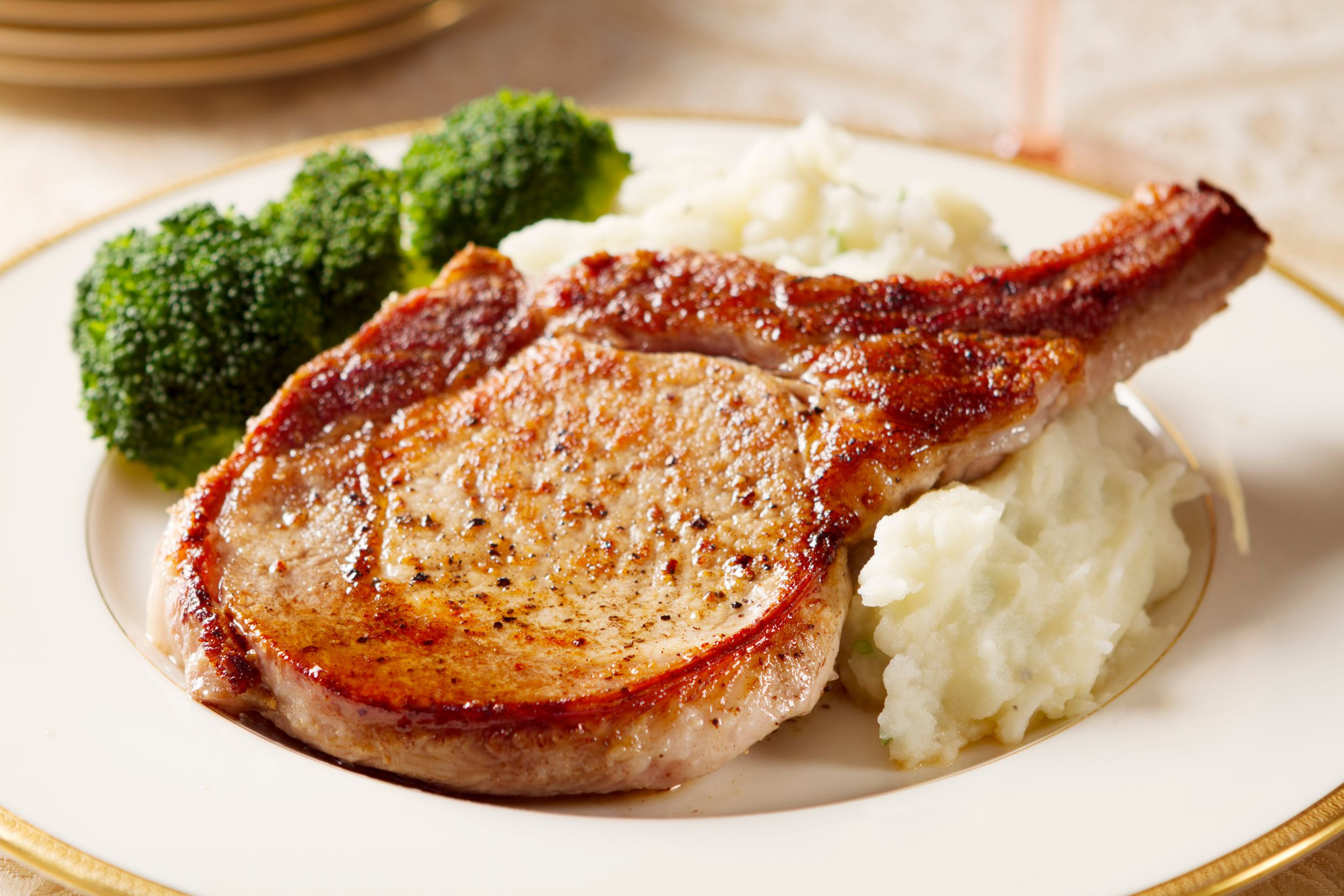 Recipes Pork Chops  Perfect Juicy Pork Chops Recipe