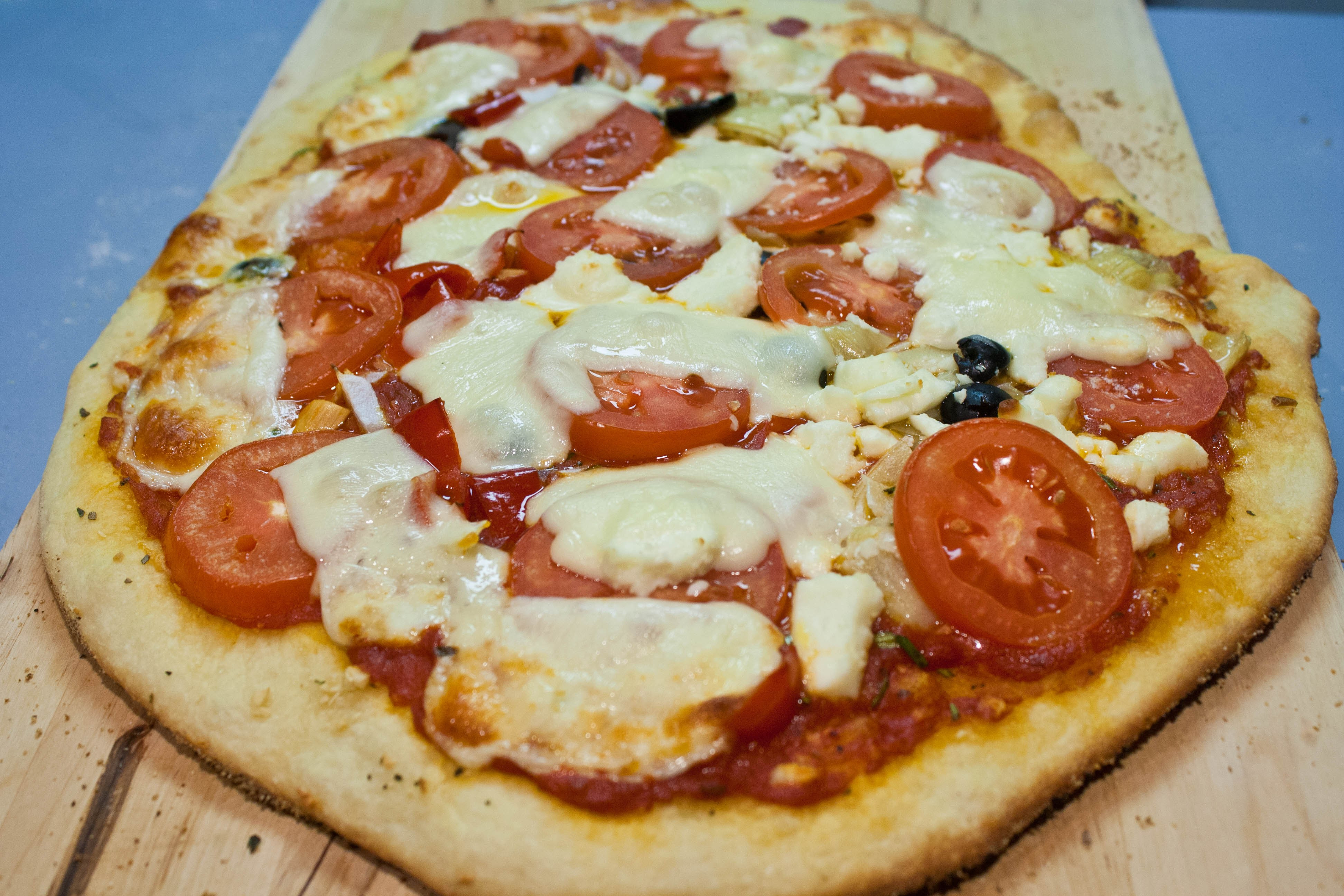 Recipes Using Pizza Dough  Bobby Flay pizza dough – 110 Pounds and Counting