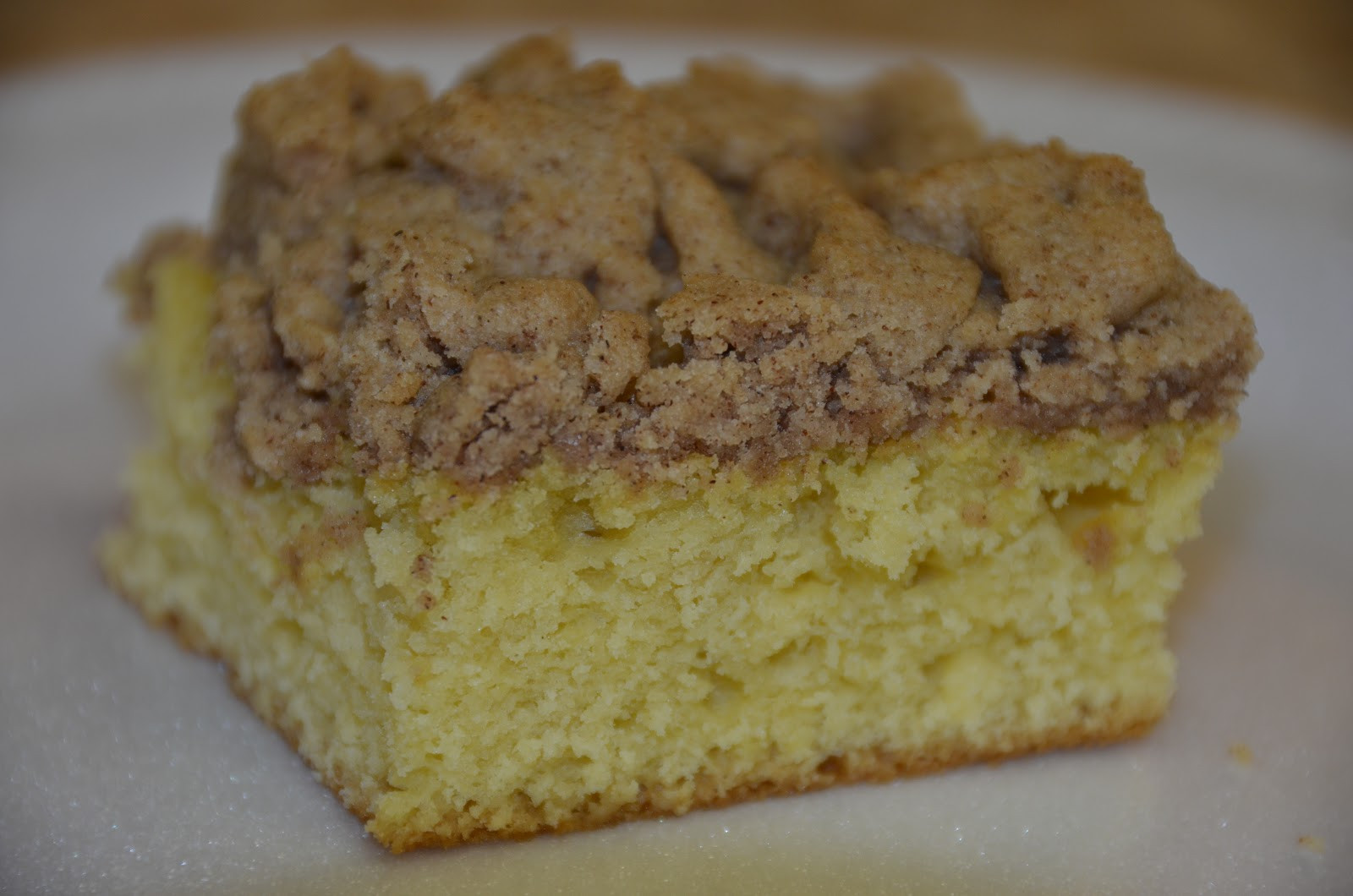 Recipes Using Yellow Cake Mix  Crumb Cake Recipe Made With Yellow Cake Mix