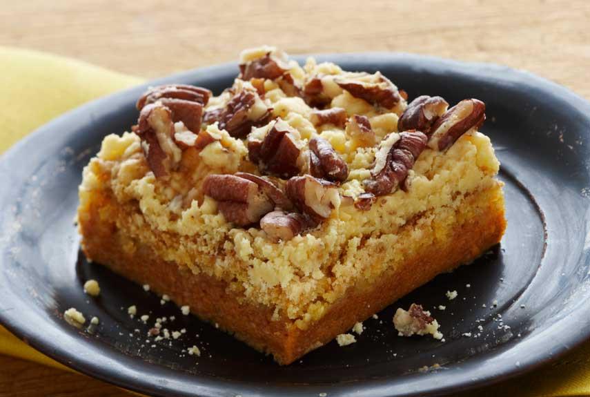 Recipes Using Yellow Cake Mix  pumpkin torte yellow cake mix
