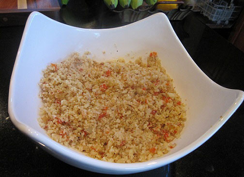 Recipes With Cauliflower Rice  Cauliflower Rice Recipe Whats Cooking America