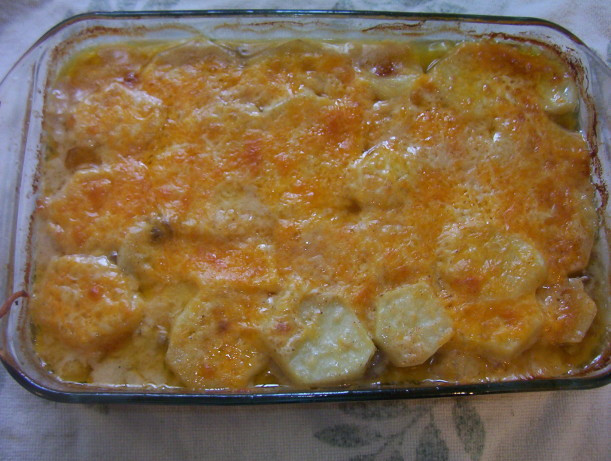 Recipes With Ground Beef And Potatoes  Ground Beef And Potato Casserole Recipe Food
