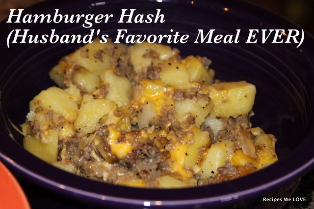 Recipes With Ground Beef And Potatoes  ground beef and potatoes skillet