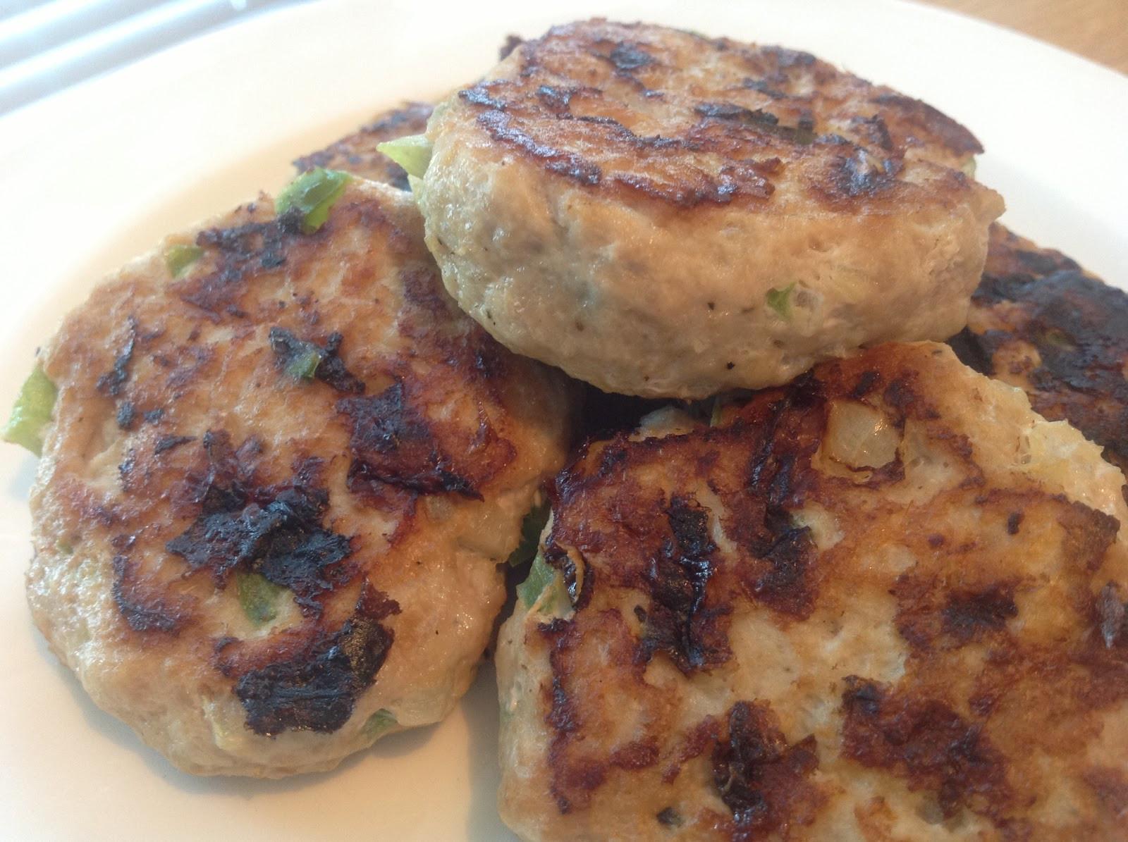 Recipes With Ground Chicken  Craving Something Good Ground Chicken Sliders