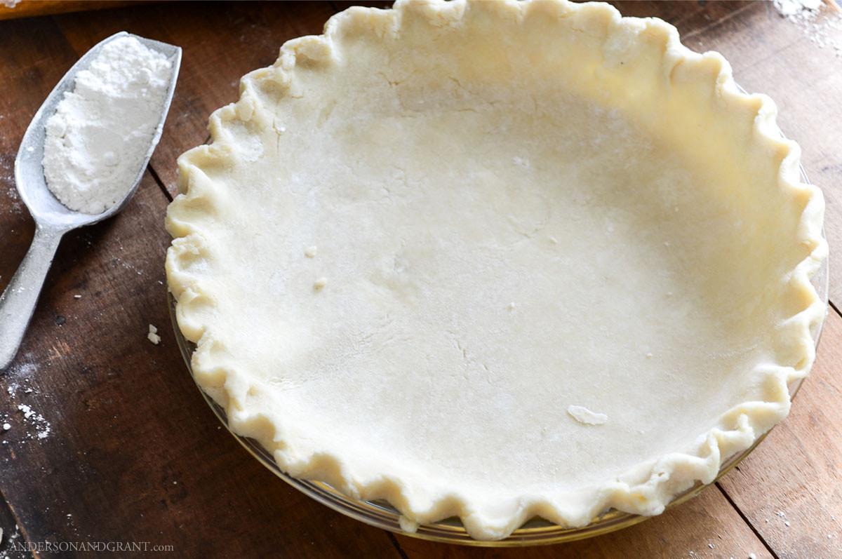 Recipes With Pie Crust  Must Have Pie Crust Recipe