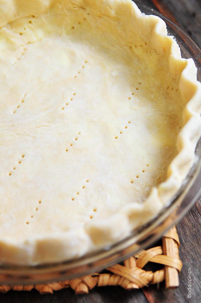 Recipes With Pie Crust  Perfect Pie Crust Recipe