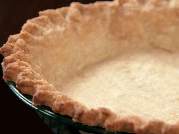 Recipes With Pie Crust  Pat in the pan Pie Crust Recipe