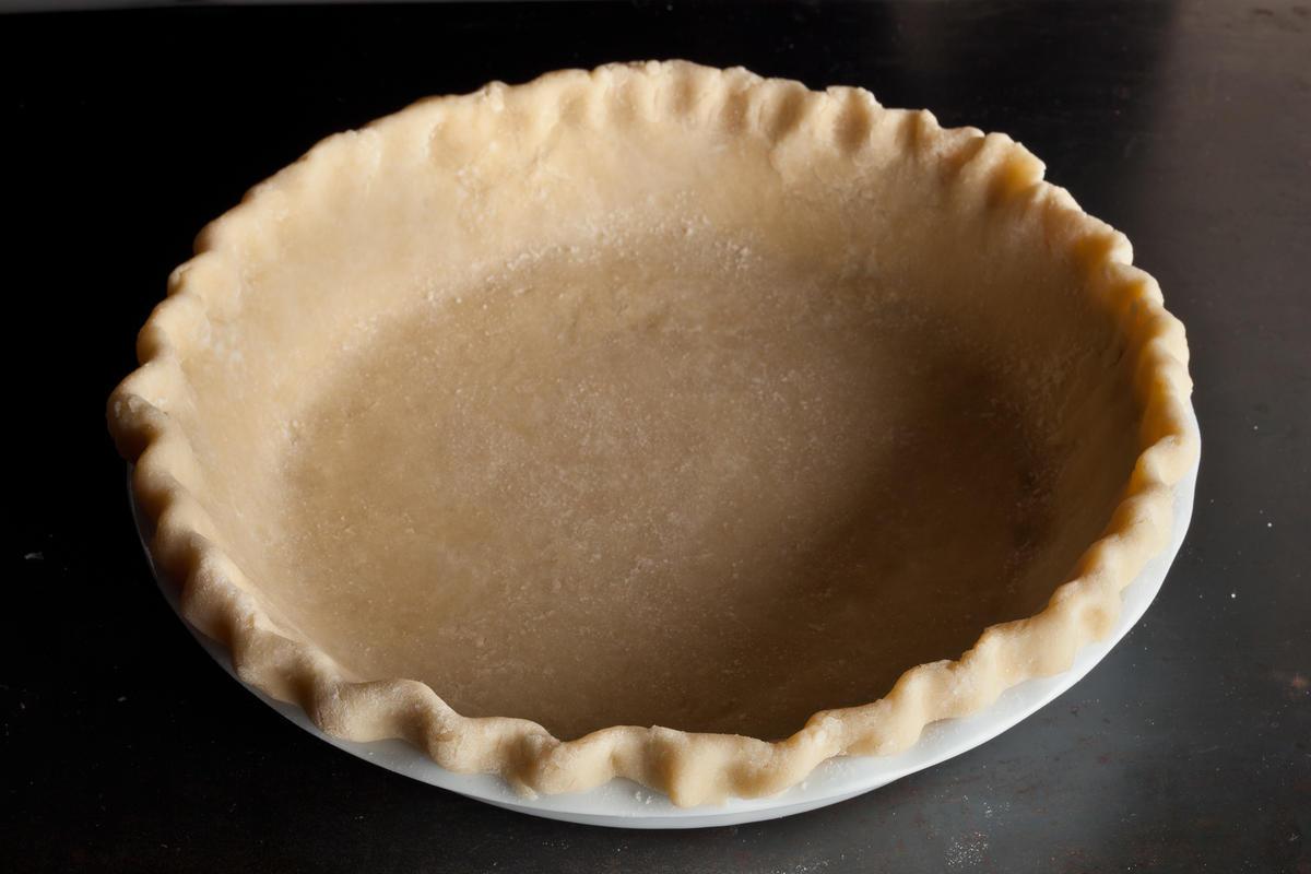 Recipes With Pie Crust  Easy Pie Crust Recipe Chowhound