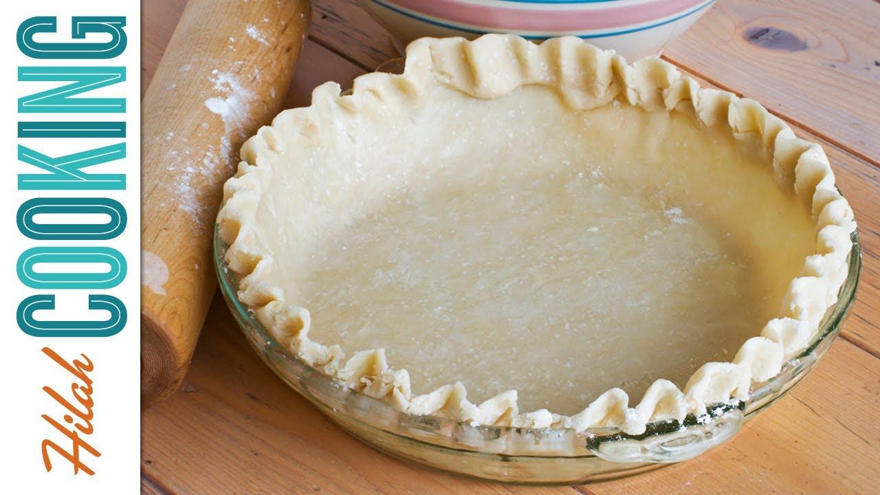 Recipes With Pie Crust  All Butter Pie Crust Recipe Hilah Cooking