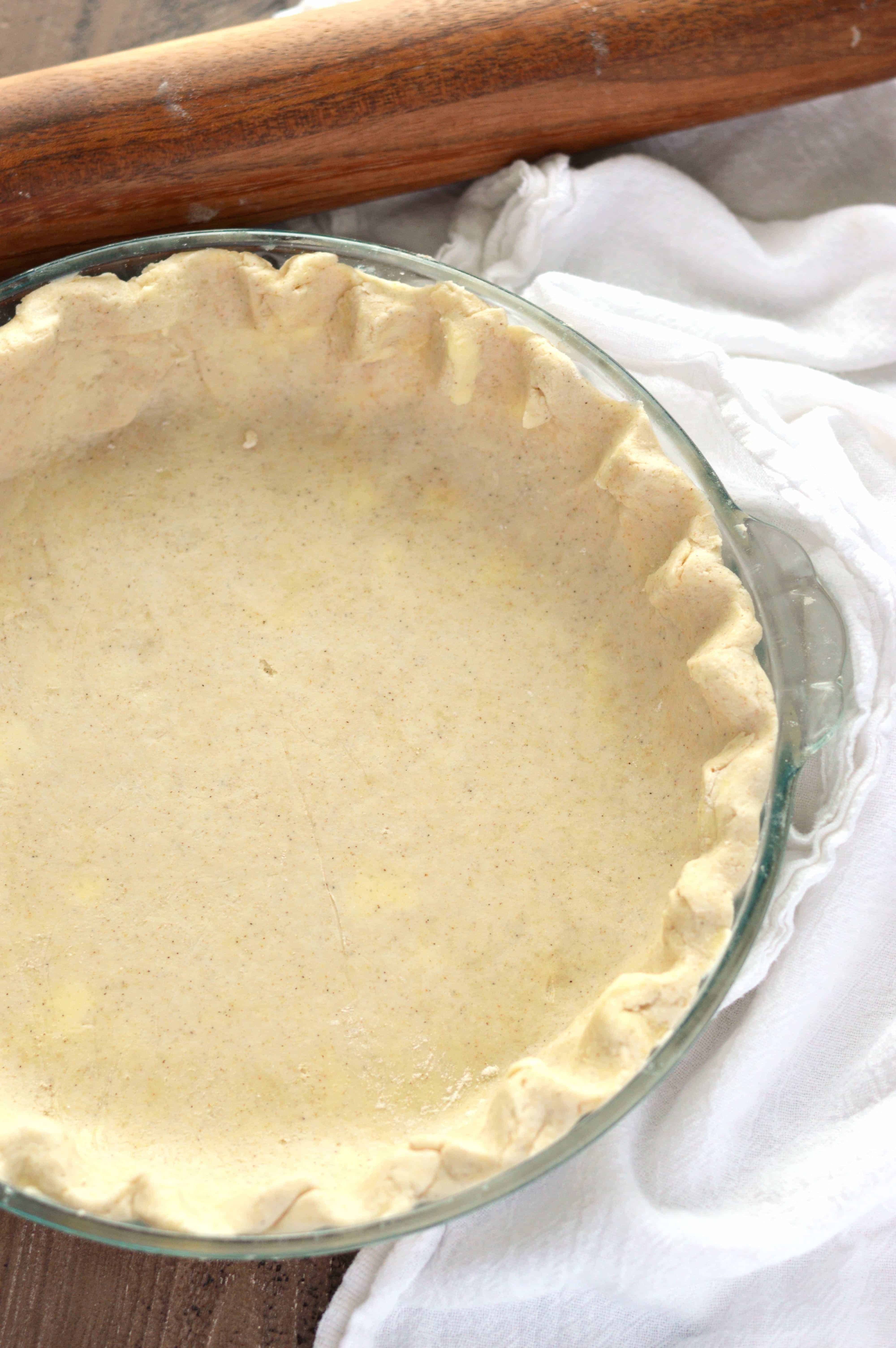 Recipes With Pie Crust  Easy Gluten Free Pie Crust Recipe What the Fork