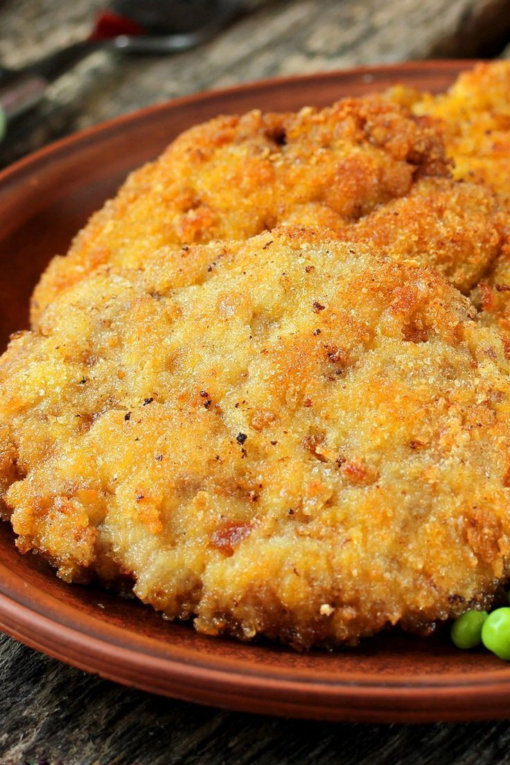 Recipes With Pork Chops  Baked Pork Chops with Buttery Cracker Crust