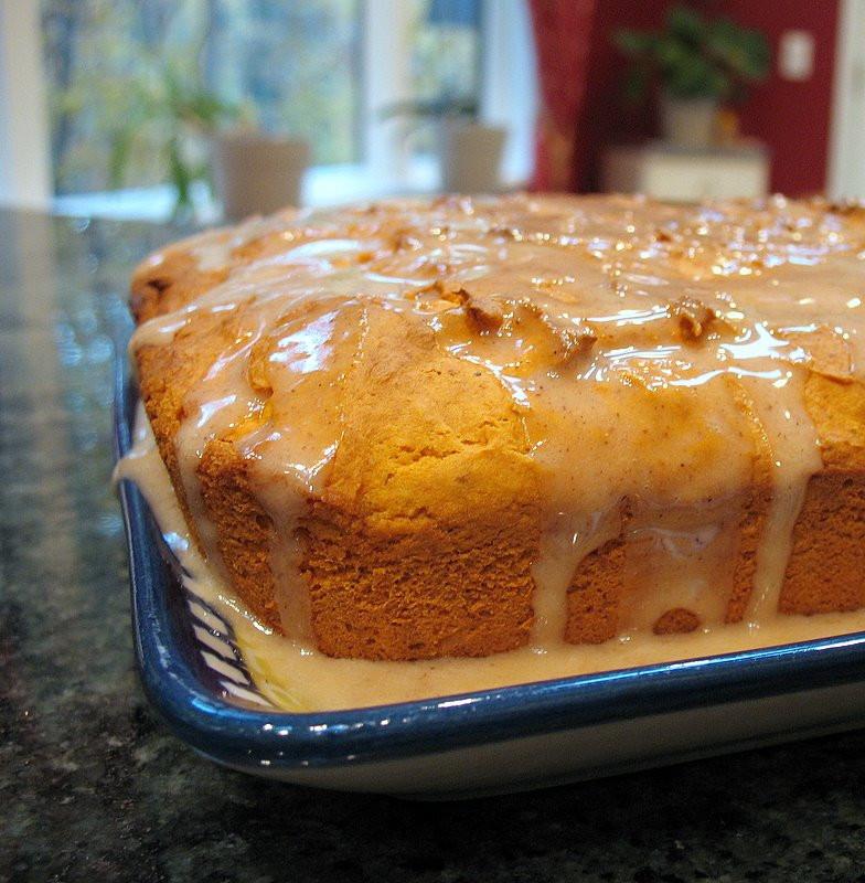 Recipes With Yellow Cake Mix  pumpkin torte yellow cake mix