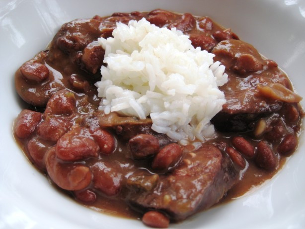 Red Beans And Rice Emeril  Emeril's New Orleans Style Red Beans And Rice Recipe Red