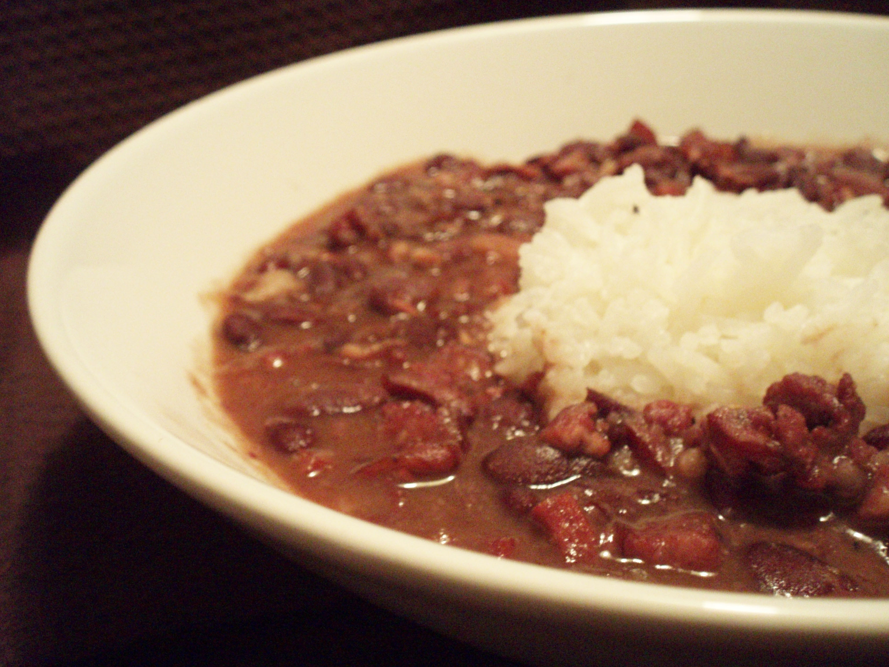 Red Beans And Rice Emeril  red beans and rice emeril