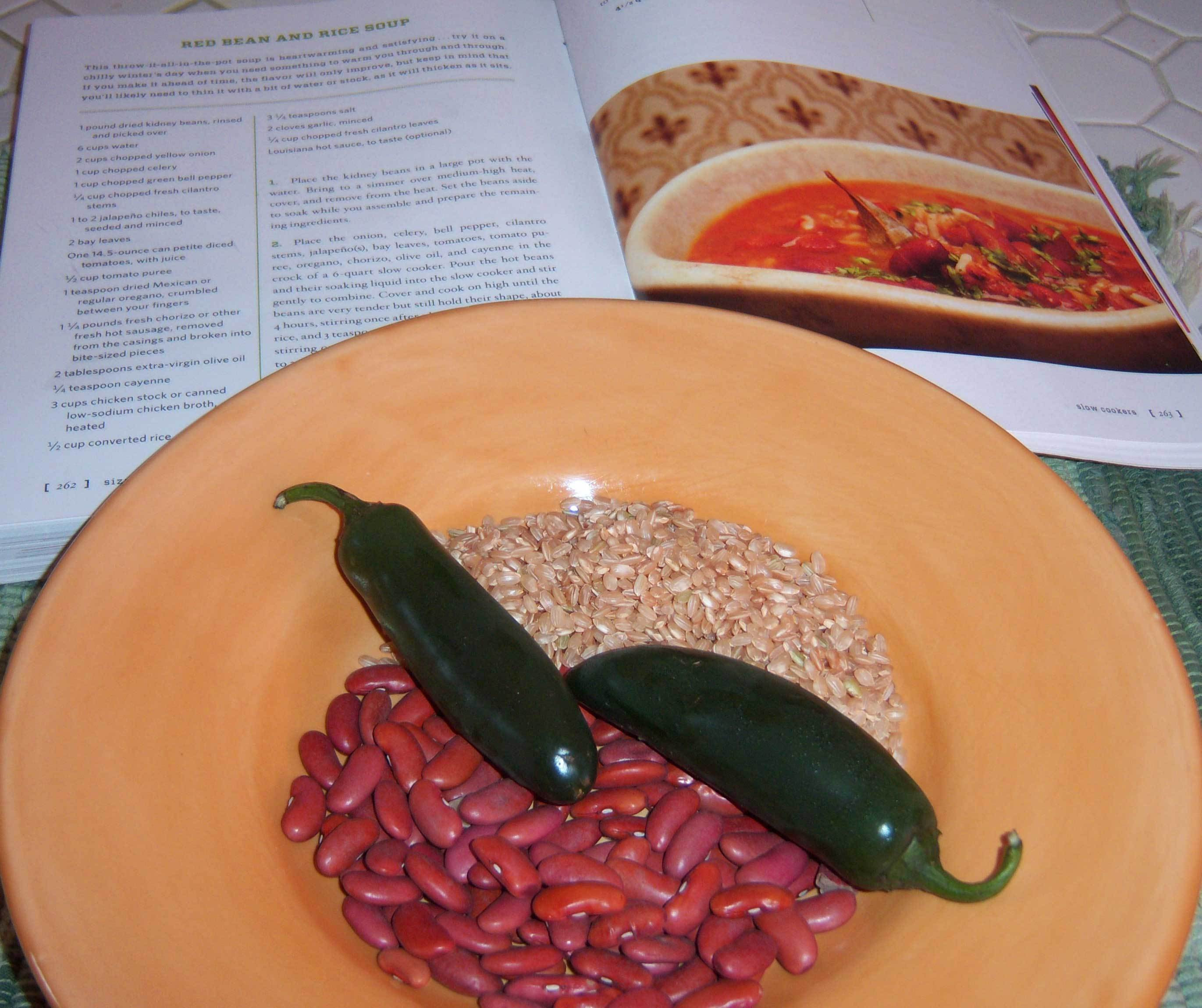 Red Beans And Rice Emeril  Red Beans and Rice Emeril e Pot Cooking Party
