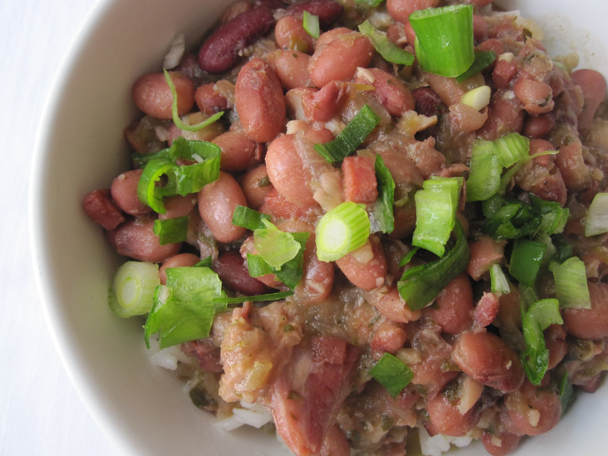 Red Beans And Rice Emeril  Red Beans and Rice Recipe