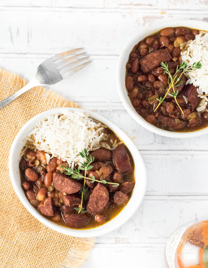 Red Beans And Rice Instant Pot  Instant Pot Red Beans and Rice Fox Valley Foo
