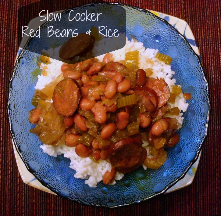Red Beans And Rice Recipe Slow Cooker  Mardi Gras Recipes for the Slow Cooker How Was Your Day