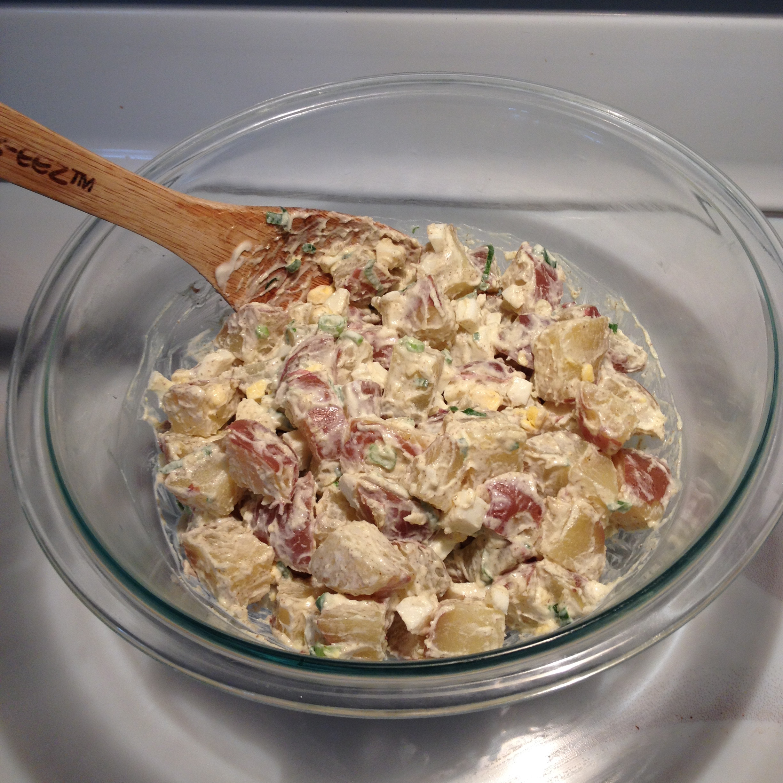 Red Bliss Potato Salad  Red Bliss Potato Salad