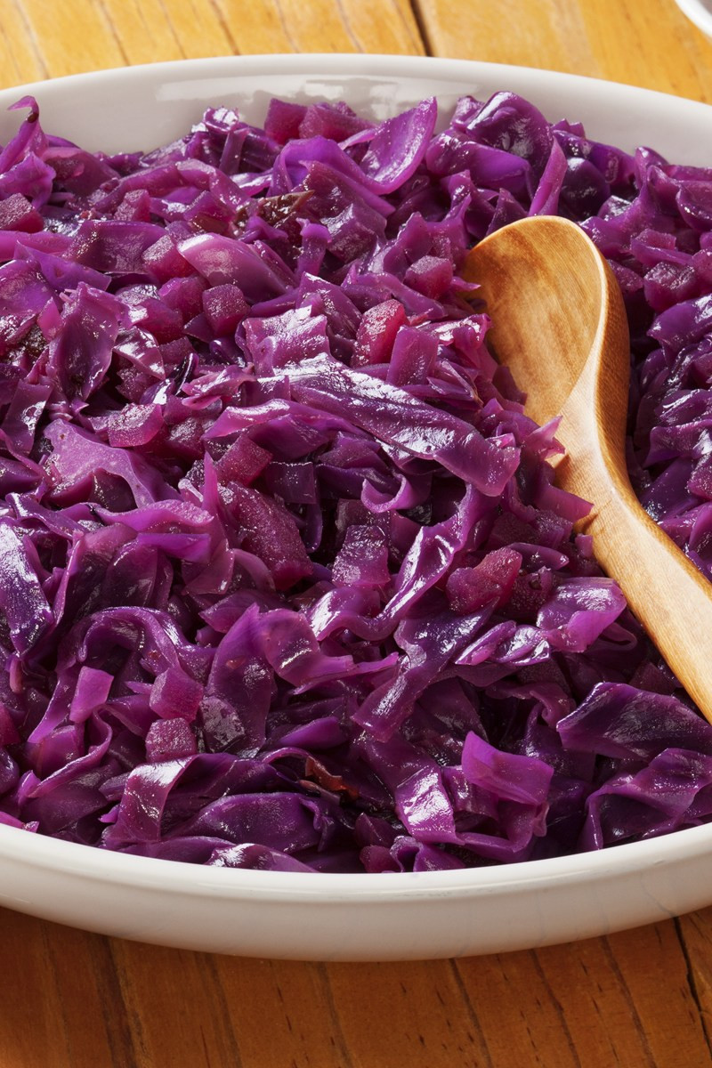 Red Cabbage Salad Recipes  german red cabbage salad